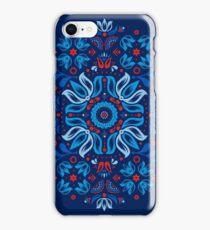 Folk Floral Tale iPhone Case/Skin
