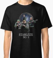 Camiseta clásica Equipo Stargate SG-1