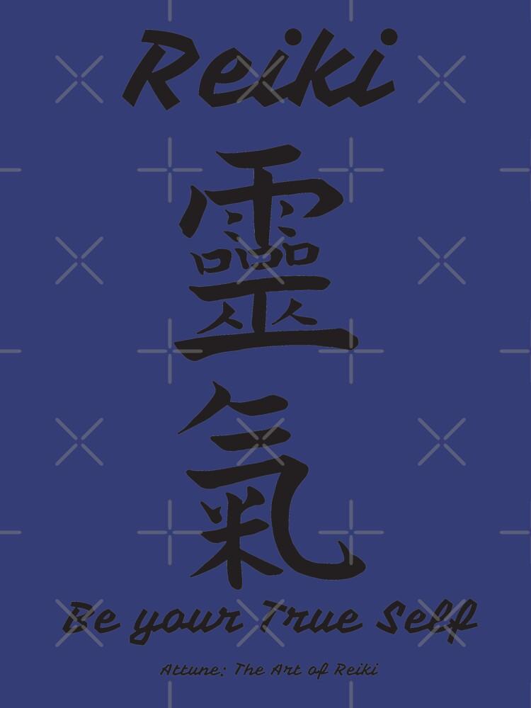 Reiki-Kanji, sei dein wahres Selbst von m2kammerer