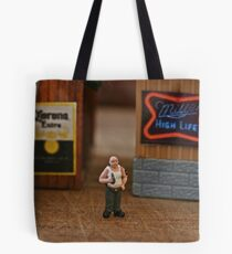 His thirst for knowledge led him to the Corona and Miller factories but neither made Bud wiser Tote Bag
