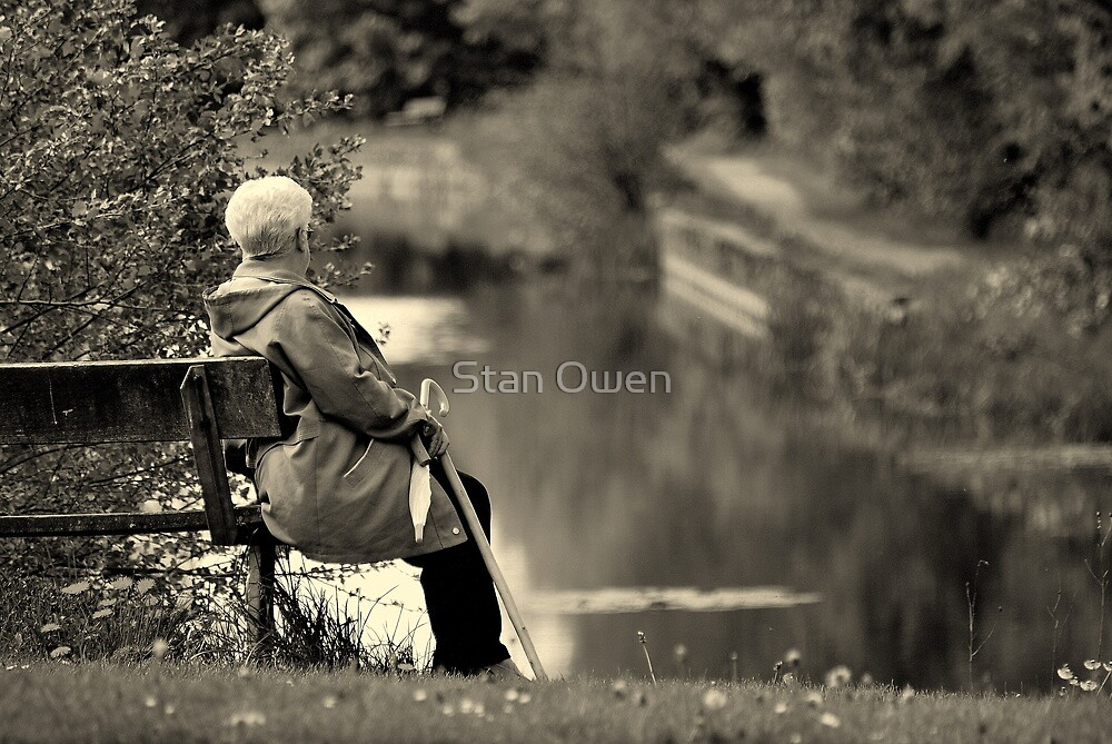 Misted Memories by Stan Owen
