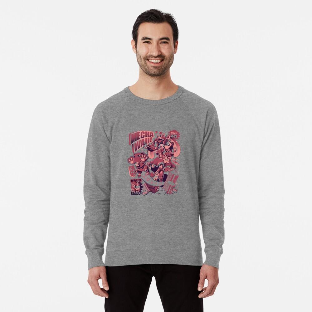 MECHAWAII Leichter Pullover