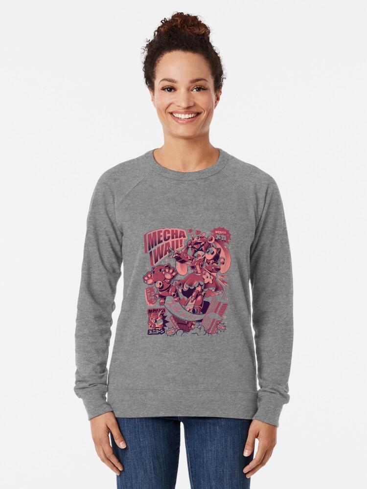 Alternative Ansicht von MECHAWAII Leichter Pullover