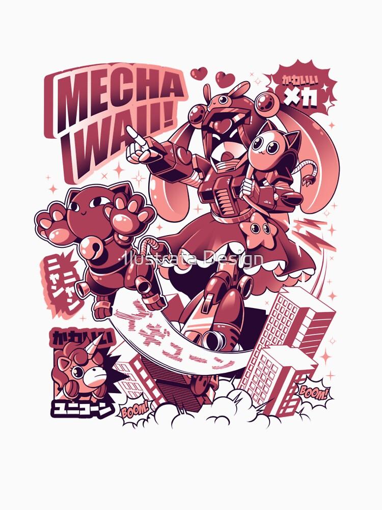 MECHAWAII von ilustrata