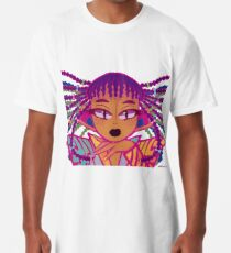 BRAIDZZZ Bandless ver Long T-Shirt