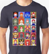 Minimal Mario T-Shirt