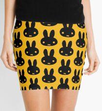 bunnies everywhere Mini Skirt
