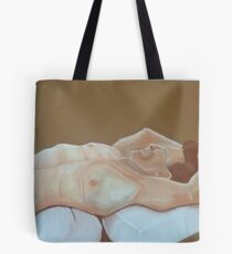 Stretched Out Tote Bag