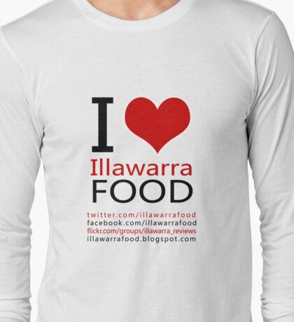 I Love Illawarra Food T-Shirt