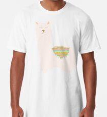 Llamas and Cacti Long T-Shirt