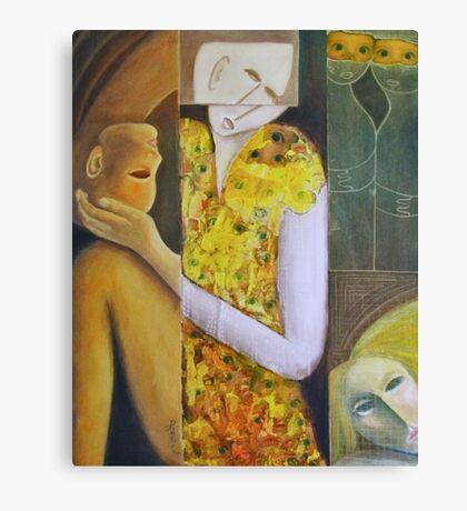 PER LAURA Canvas Print