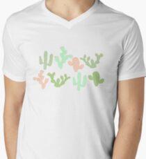 Cactus V-Neck T-Shirt