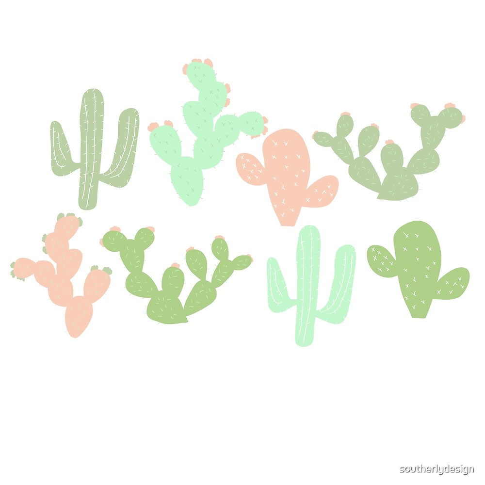 Cactus by southerlydesign
