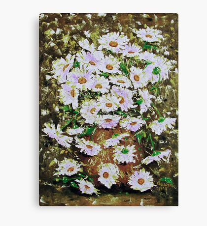 MARGHERITE Canvas Print