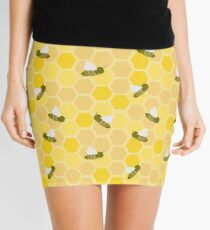 Honeybees Mini Skirt