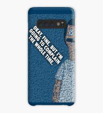 Bob Belcher Quotes - Complain Case/Skin for Samsung Galaxy