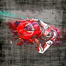 Ducati Grunge by roccoyou