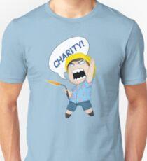 Misha Collins Charity Chibi Slim Fit T-Shirt