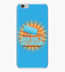 Sea Salt Ice Cream iPhone Case