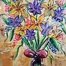 Wild Flowers for a Friend by Filomena Jack