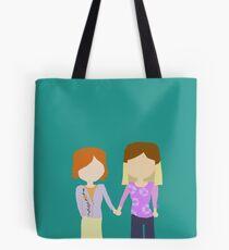 You're My Always - Willow & Tara Stylized Print Tote Bag