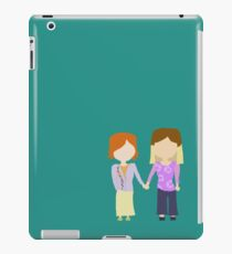You're My Always - Willow & Tara Stylized Print iPad Case/Skin