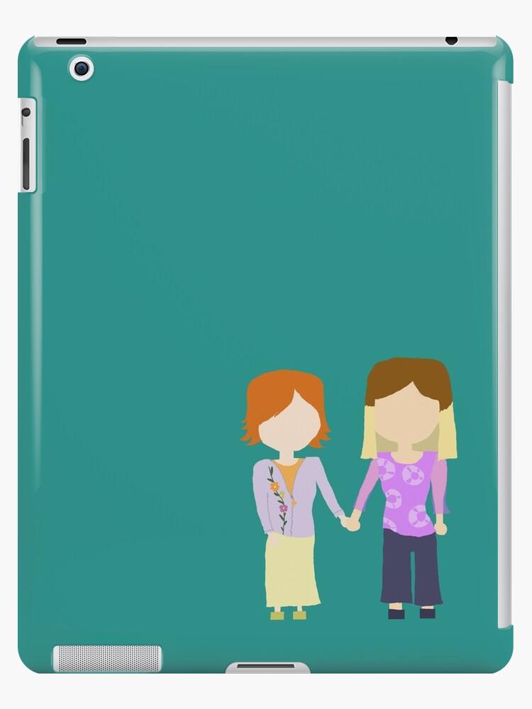 You're My Always - Willow & Tara Stylized Print by morethandust