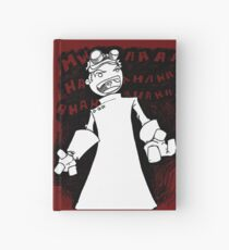 Doctor Horrible - Transparent Evil Laugh Hardcover Journal