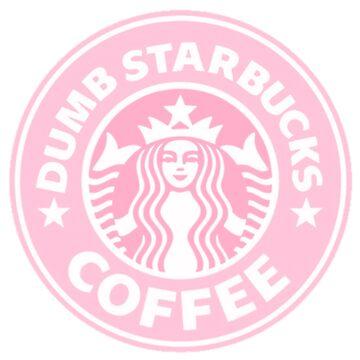 Stummer Starbuck-Kaffee von erinaugusta