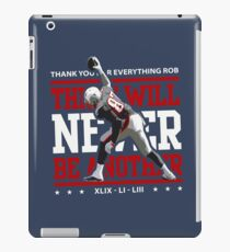 Limited Edition There Will Never Be Another, Rob Gronkowski, Gronk, New England Patriots, Shirts, Mugs & Hoodies iPad Case/Skin