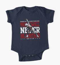 Limited Edition There Will Never Be Another, Rob Gronkowski, Gronk, New England Patriots, Shirts, Mugs & Hoodies Short Sleeve Baby One-Piece