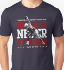 Limited Edition There Will Never Be Another, Rob Gronkowski, Gronk, New England Patriots, Shirts, Mugs & Hoodies Slim Fit T-Shirt