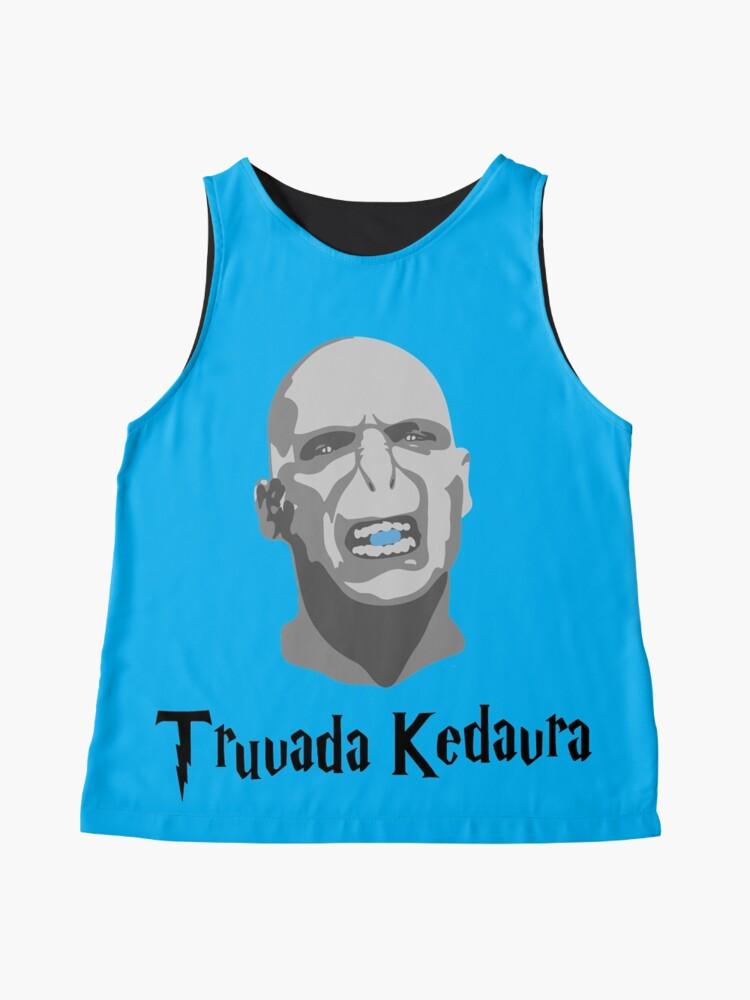 Alternate view of Truvada Kedavra Sleeveless Top