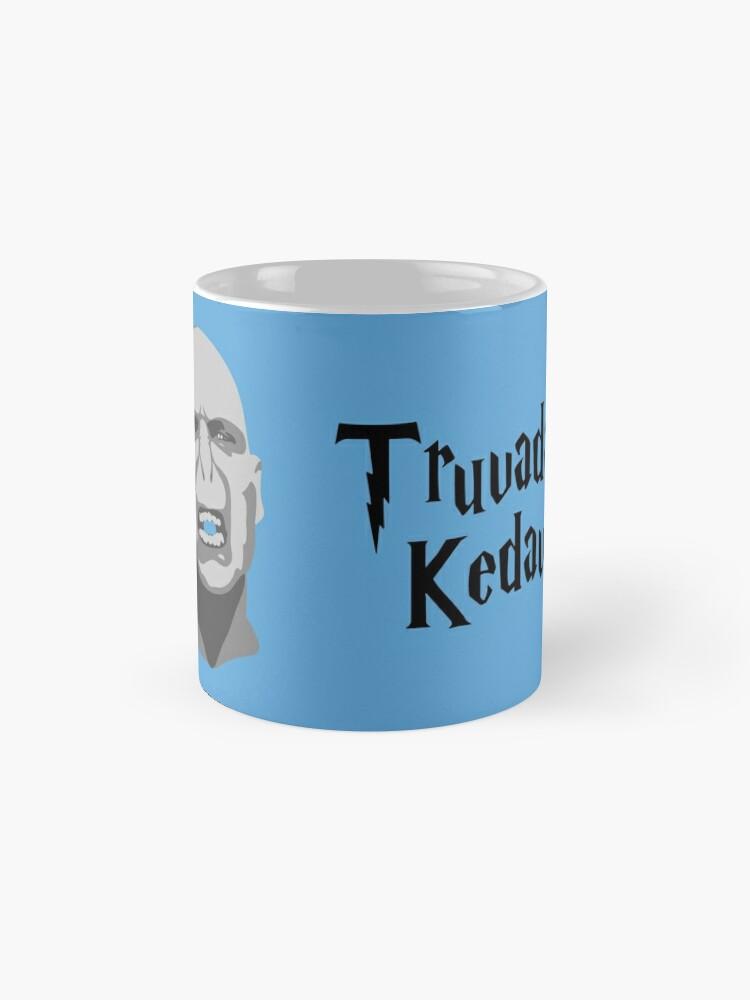 Alternate view of Truvada Kedavra Mugs