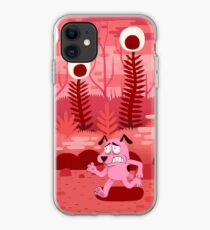 Fear and Courage iPhone Case