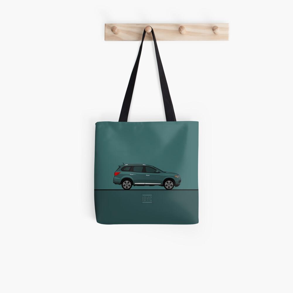 Visit idrewyourcar.com to find hundreds of car profiles! Tote Bag