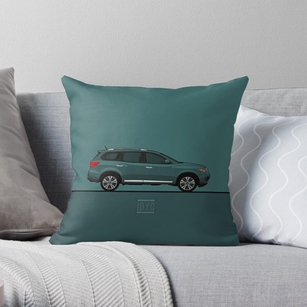Visit idrewyourcar.com to find hundreds of car profiles! Throw Pillow