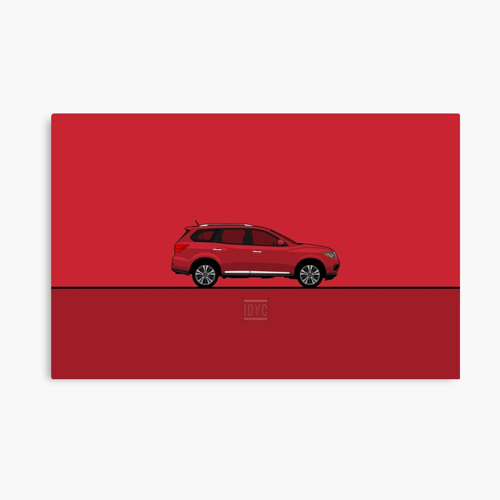 Visit idrewyourcar.com to find hundreds of car profiles! Canvas Print