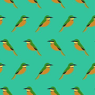 Bee Eater by Kirstendraws
