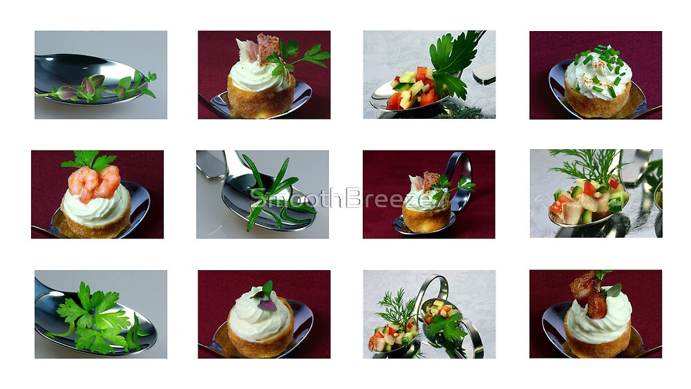 Mixed Fingerfood  by SmoothBreeze7