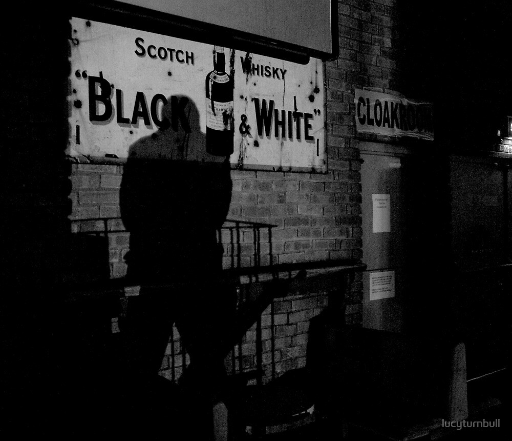 black and white by lucyturnbull
