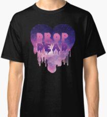 Pastel Goth Drop Dead Classic T-Shirt