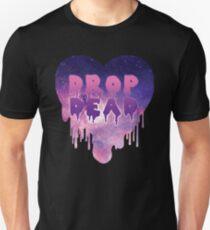 Pastel Goth Drop Dead Unisex T-Shirt