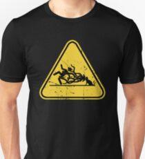 Flerken Hazard Slim Fit T-Shirt