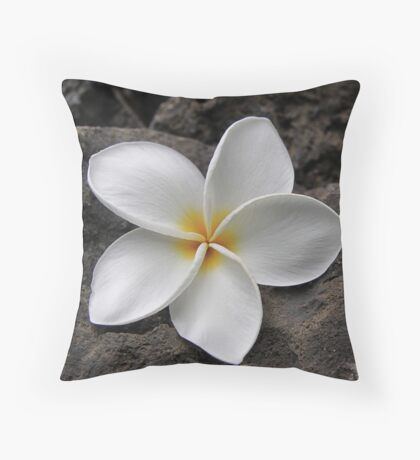 Delicate Induration Throw Pillow