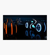Xbox One Tron  Photographic Print