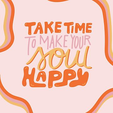 Happy Soul by doodlebymeg