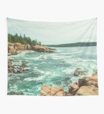Acadia Coastline - National Park Ocean Tapestry