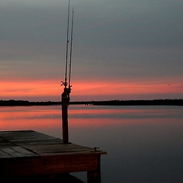 Sunset on the Gulf by Jathemon