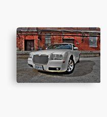 Chrysler 300C Canvas Print